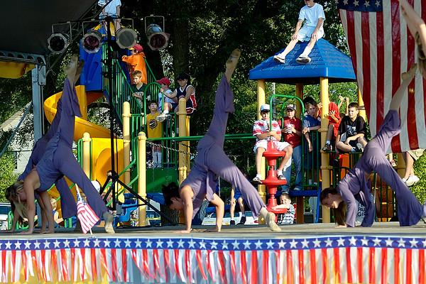 Celebration in The Park 2005