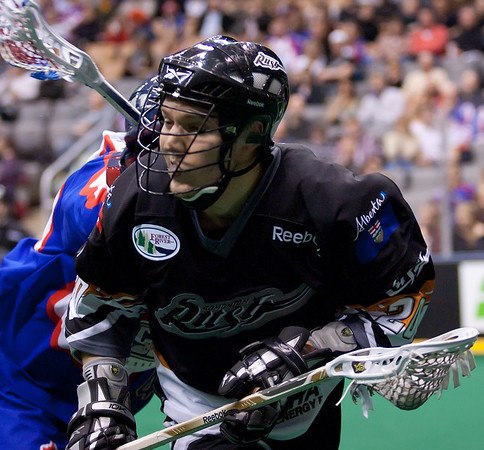 Edmonton Rush @ Toronto Rock 08 January 2011
