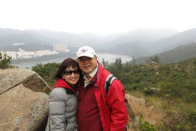 2014 Feb - hiking