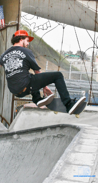 Skateboardnig