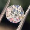 2.03ct Old European Cut Diamond, GIA K VS1 14