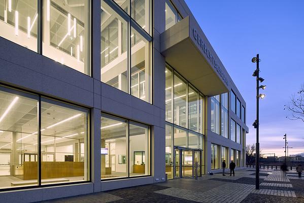 Gerechtsgebouw Breda. Paul de Ruiter architecten, Rob Hootsmans architectuurbureau.
