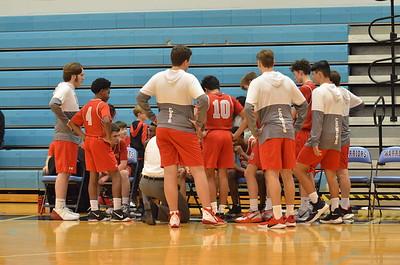 BJV Basketball vs IR 1-3-20