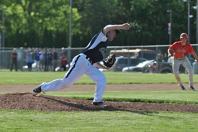 Falcon Baseball Section vs Cooper