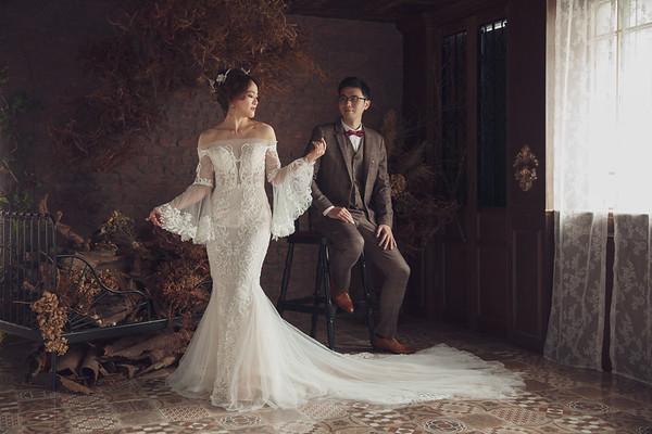 自助婚紗 | Yu + Jason, 好拍市集, 淡水