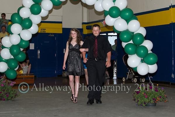 Banks Junior High - Promotion 2012