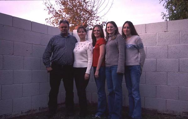 Marianne's Family