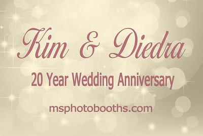 2016-01-07 Kim & Diedra 20th