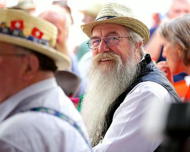 Alpine Beard Festival 2014