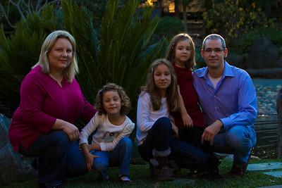 Famiglia Gonzalez Photoshoot