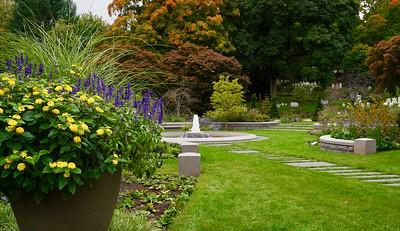 New England Autumn:  Gardens & Foliage Oct 2018