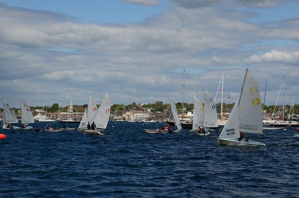 Volvo Ocean Race Visits Newport, RI