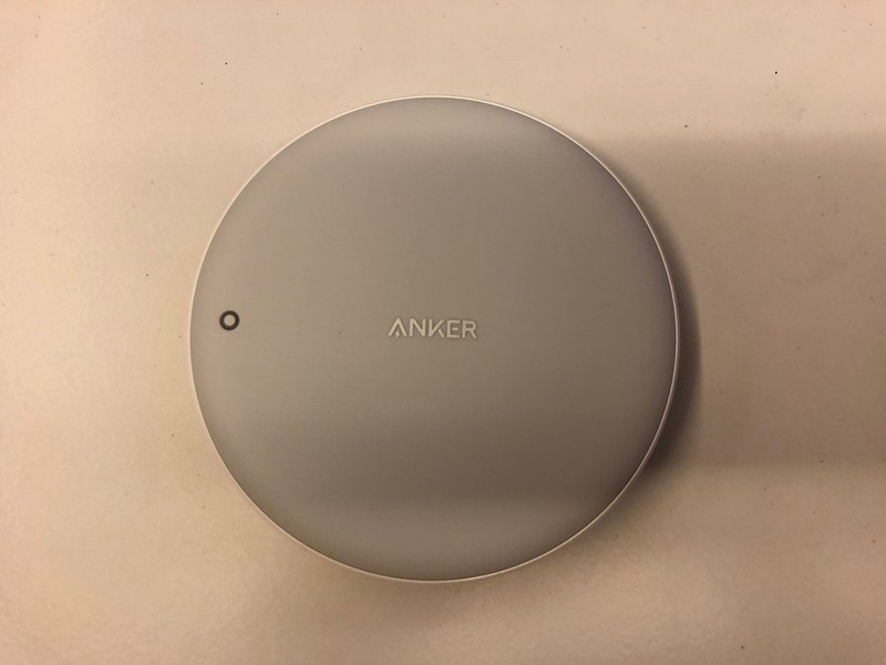 Anker PowerWave 7.5W Fast Wireless Charger