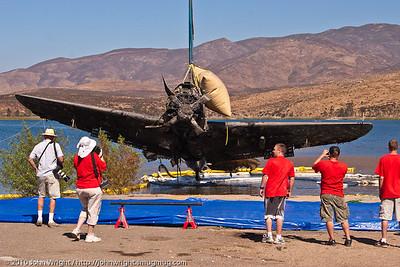 SB2C-4 Helldiver Recovery
