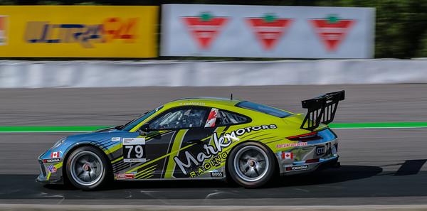 2019 GT3 Canada at Mobil 1 SportsCar GP