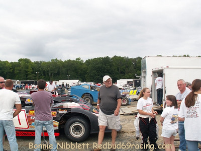 June 6, 2009 Redbud's Pit Shots Delaware International Speedway