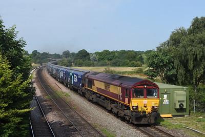 Barnetby Crowle Gainsborough Line