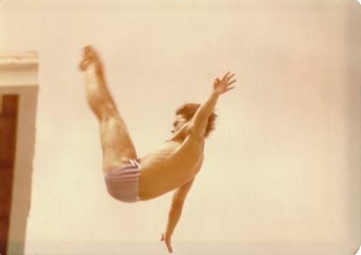 Michael Darland's Diving