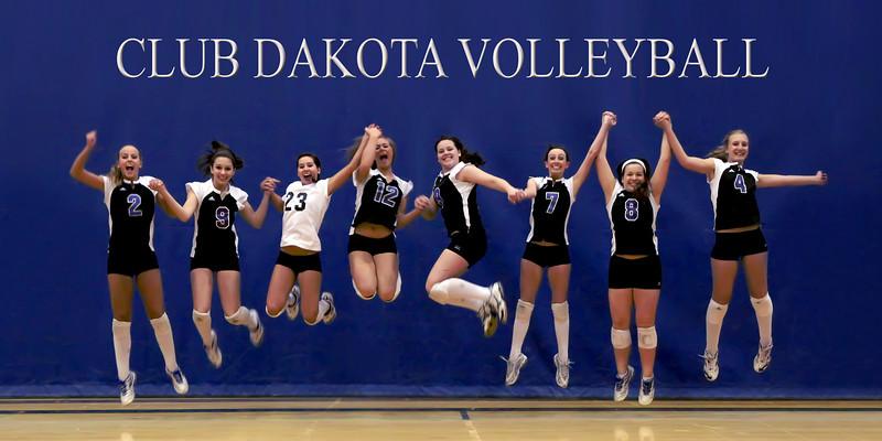 Club Dakota 16-2 Team Photos