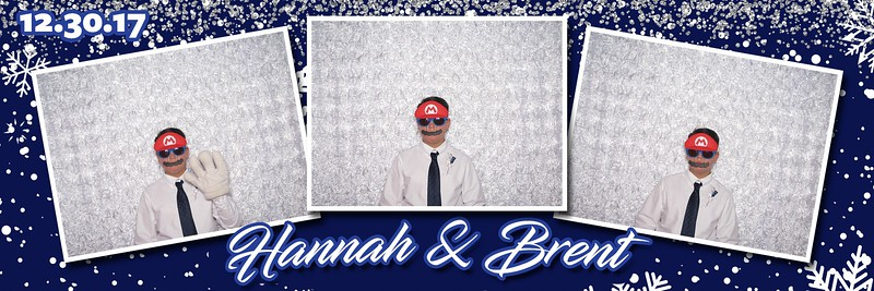 Hannah and Brent Martin