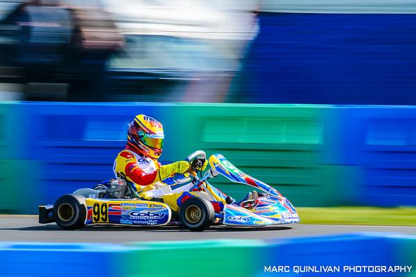 Motorsport Ireland Karting Championship 2017 - Round 2 -Whiteriver