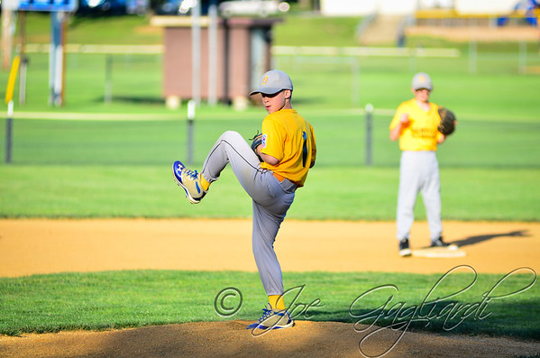 June 5 - Knights vs Kiwanis