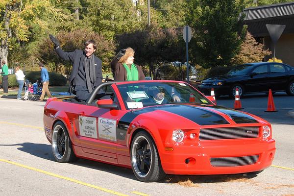 2007-11-03 Cary Band Day Parade