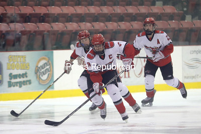 Boys Hockey — Beekmantown vs. Saranac Lake