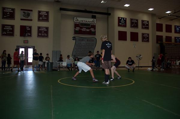 2009 Jonah's Wrestling Match