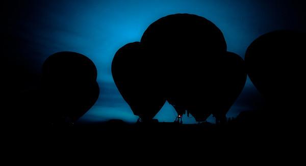 Balloons Over Branson Creek