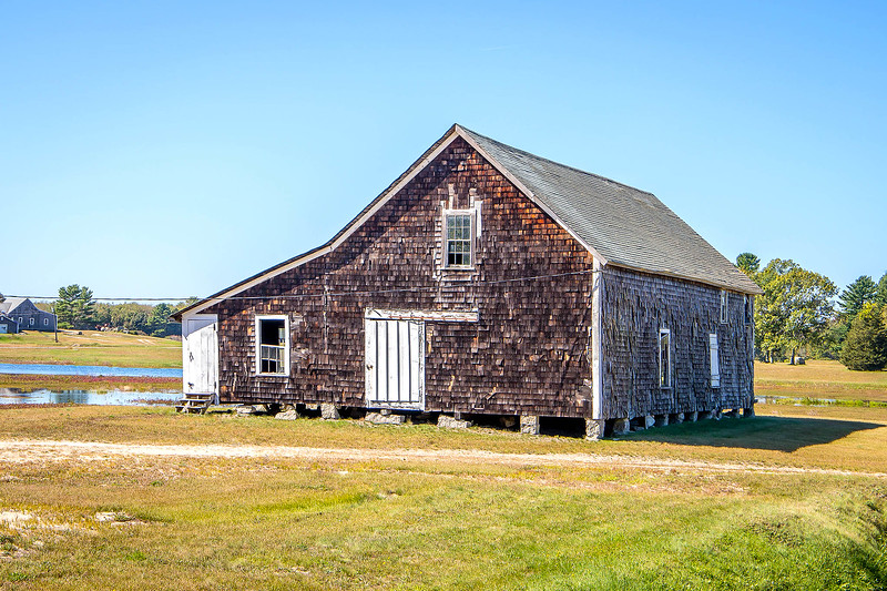 Cranberry Shed