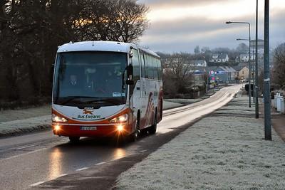 Bus Eireann new 323 Limerick - Nenagh service