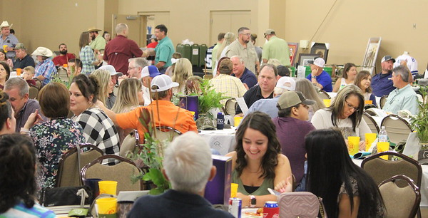 Shelby County Ducks Unlimited Banquet held Sept. 7, 2019