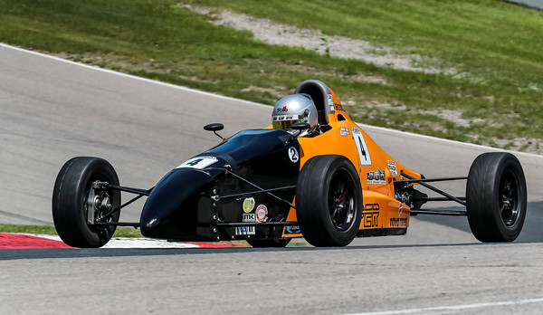 2019 VARAC Vintage Grand Prix - F1600