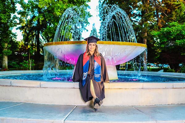 Gina Grad Photos
