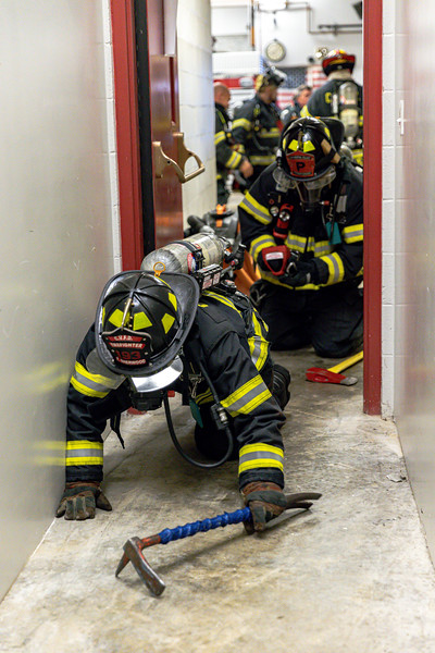 6-23-2021 Mask Confidence Drill