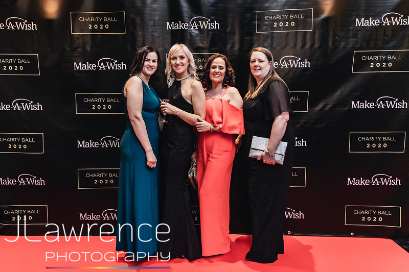 Charity Ball 2020 for Make A Wish