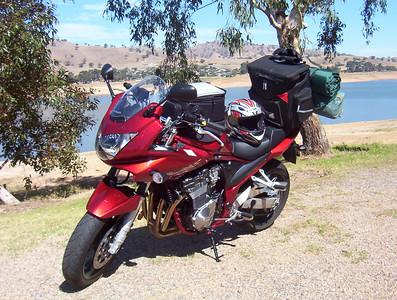 SR500 Rally 2006