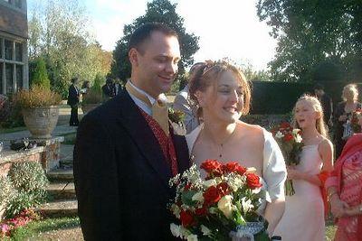 Ian and Lorraine