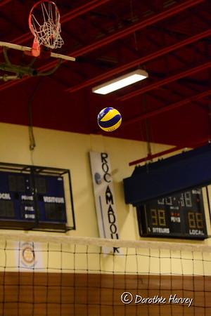 Volleyball féminin div 2 coupe de l'est  3 janvier  2015
