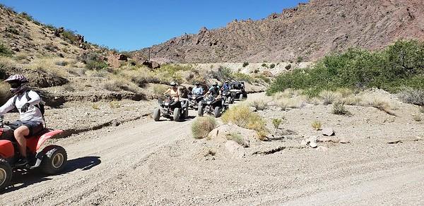 7/3/19 Eldorado Canyon ATV/RZR & Gold Mine Tour