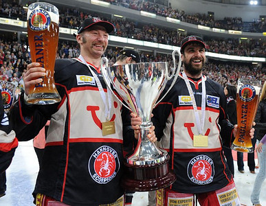 German Elite League Title 2010