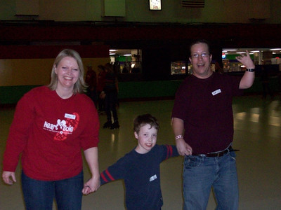 Rollerskating - Family Support Network