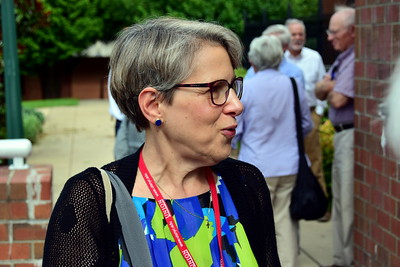Union Theological Seminary (NYC) Alum Event at Mars Hill University August 2018