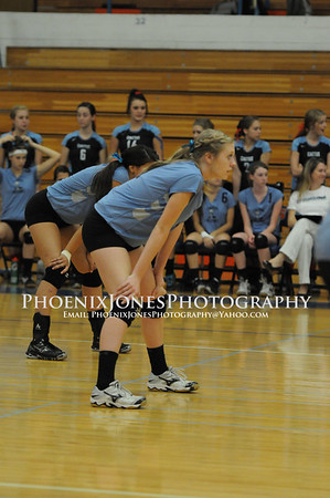 2012 Cactus JV Volleyball Game Pics -9-11-12