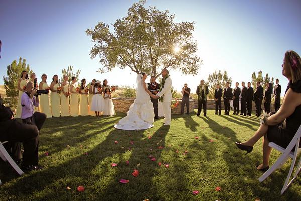 Ashley & Shawn - Ceremony