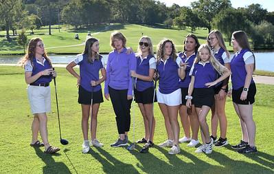 Laker Girls Golf 2019