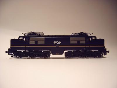 Philotrain NS 1200 spoor H0