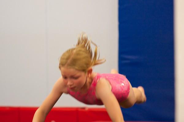 2015-06-05 Clara's Gymnastics Show