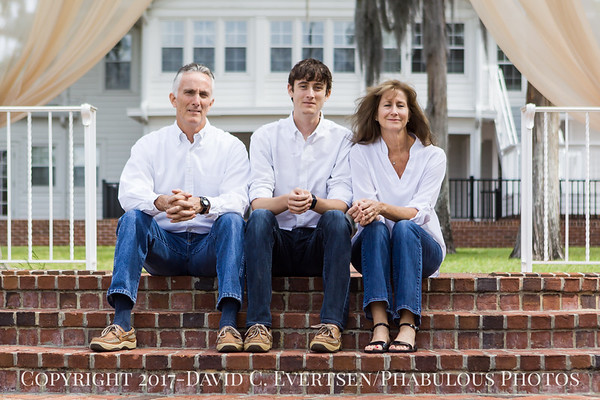 Bailey Family and Senior West Orange Class of 2017